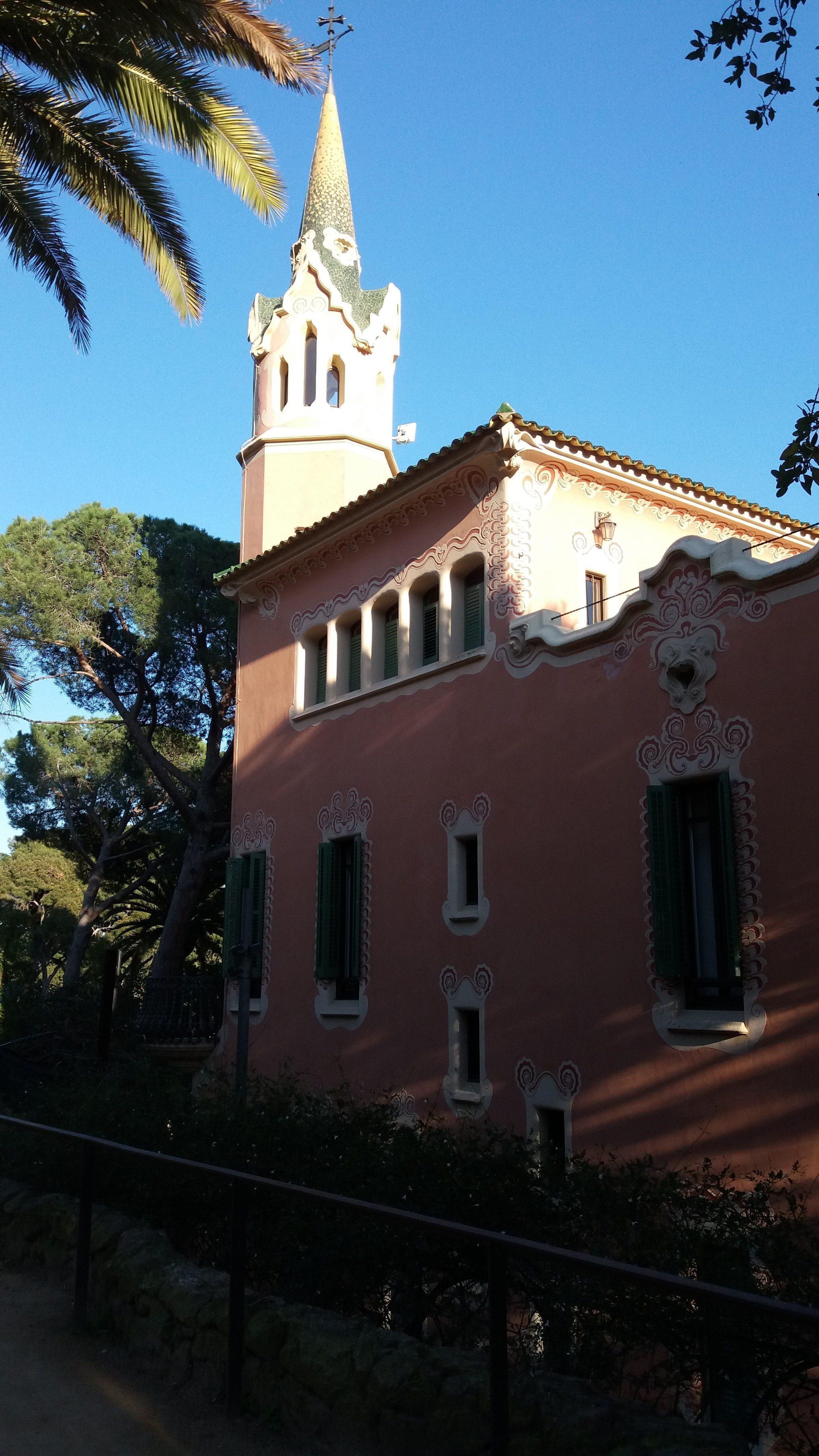 Casa Museo Gaudi.La Casa Museo Gaudi Lycee Gabriel Touchard Washington